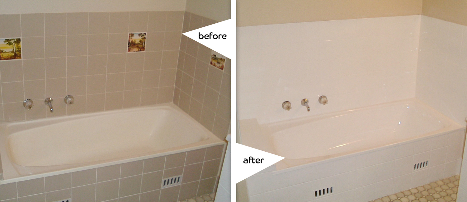 Resurfacing Sydney Bathrooms
